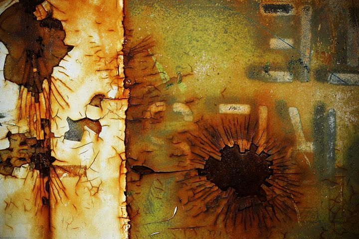 Rust and Rot - LEWhitney