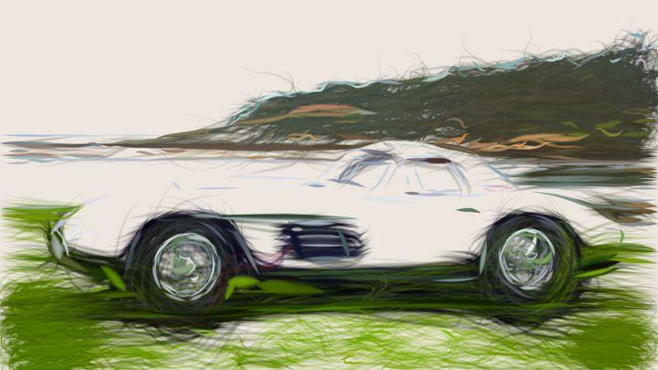1954 Ferrari 375 MM 82 - CarsToon