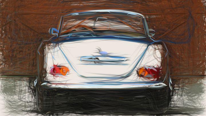 1956 BMW 507 Series 1 ID 57 - CarsToon