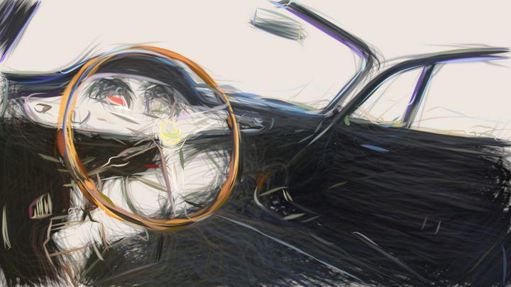1957 Lotus Elite ID 96 - CarsToon