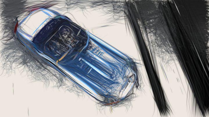 1961 Jaguar E Type ID 171 - CarsToon