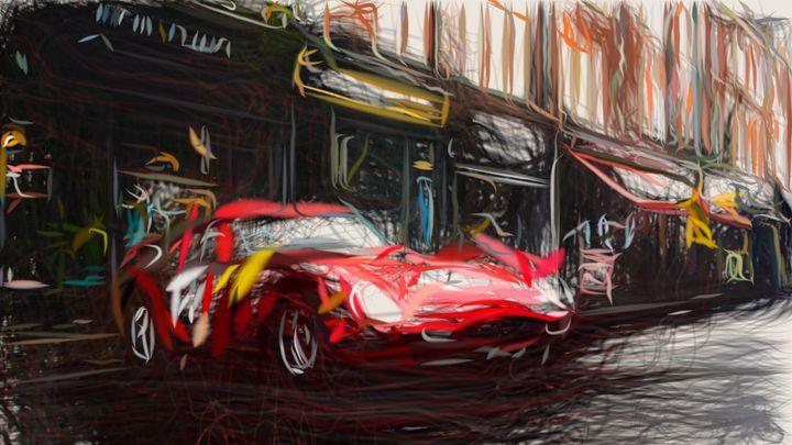 1962 Ferrari 250 GT ID 203 - CarsToon