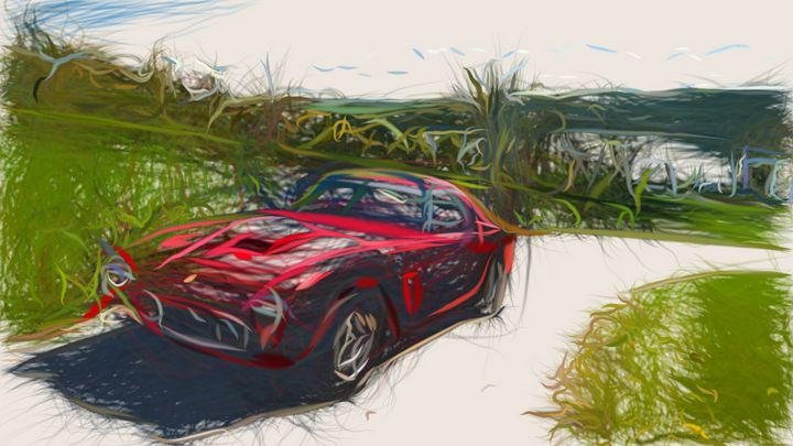 1962 Ferrari 250 GTO ID 214 - CarsToon