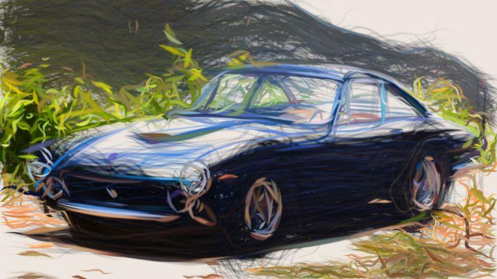 1962 Ferrari 250 GTO ID 217 - CarsToon