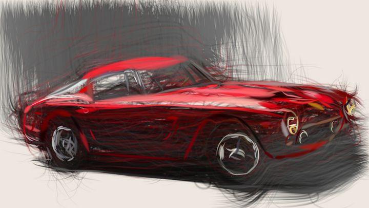 1962 Ferrari 250 GTO ID 219 - CarsToon
