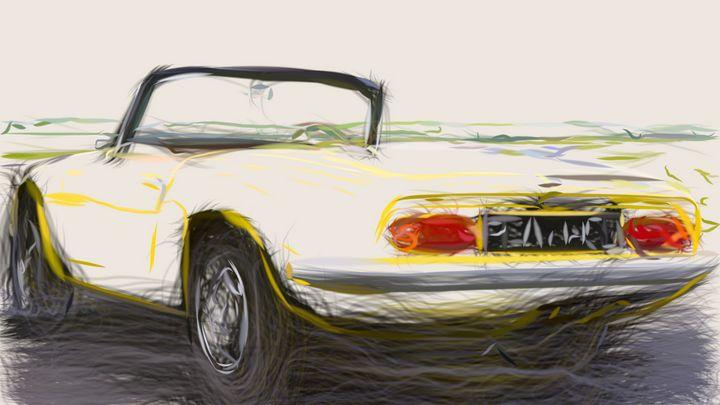 1962 Lotus Elan ID 223 - CarsToon