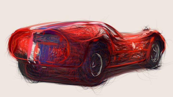 1963 Maserati Tipo 151 3 ID 250 - CarsToon