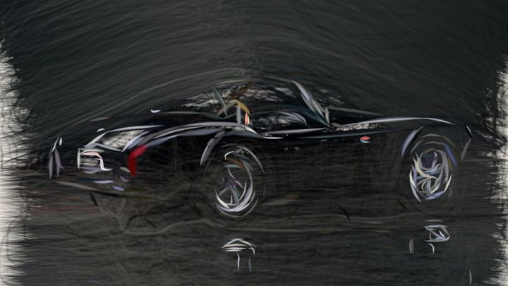 1963 Shelby Cobra ID 253 - CarsToon