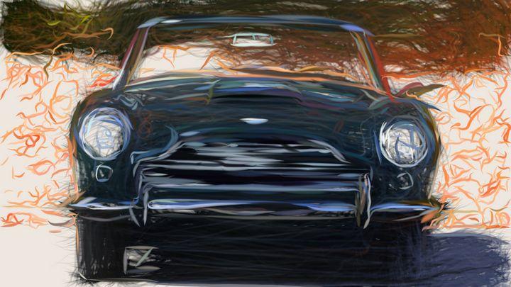 1964 Aston Martin DB5 ID 260 - CarsToon