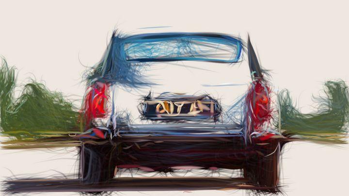 1964 Aston Martin DB5 ID 262 - CarsToon