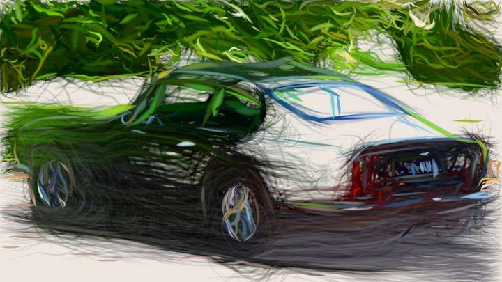 1965 Aston Martin DB6 ID 305 - CarsToon