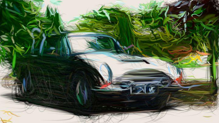 1965 Aston Martin DB6 ID 306 - CarsToon