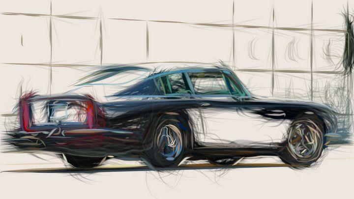 1965 Aston Martin DB6 ID 312 - CarsToon