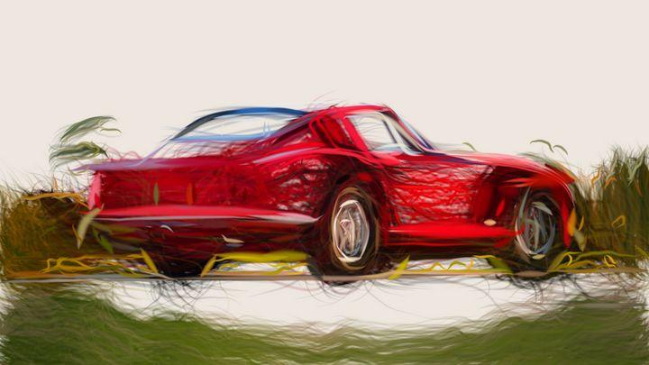 1965 Ferrari 275 GTB ID 319 - CarsToon