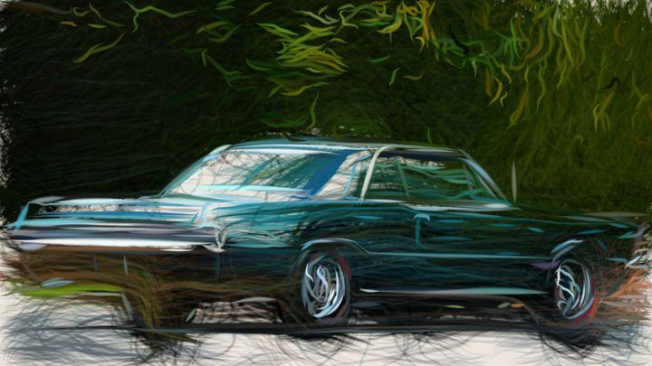 1965 Pontiac Tempest LeMans GTO ID 3 - CarsToon