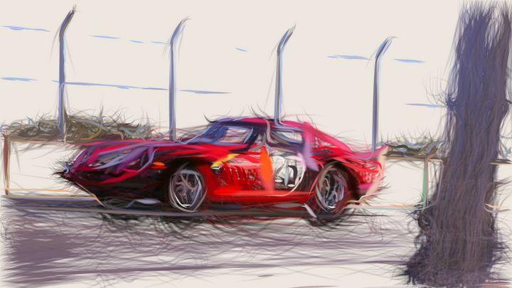 1966 Ferrari 275 GTB4 ID 375 - CarsToon