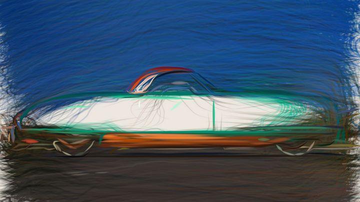 1940 Chrysler Thunderbolt Concept 23 - CarsToon