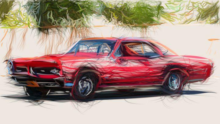 1966 Pontiac Tempest GTO ID 425 - CarsToon