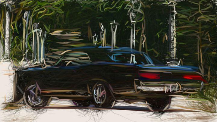 1967 Pontiac Tempest GTO ID 495 - CarsToon