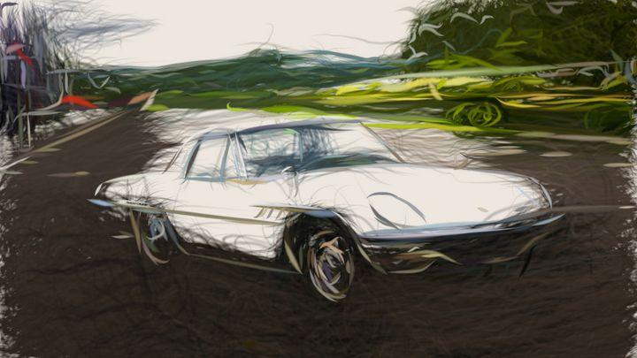 1968 Mazda Cosmo Sport ID 586 - CarsToon