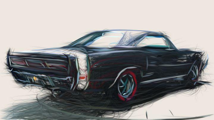 1969 Dodge Coronet RT ID 645 - CarsToon
