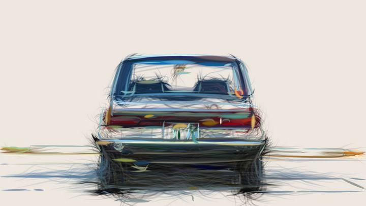 1969 Nissan Skyline 2000GT R Sedan I - CarsToon