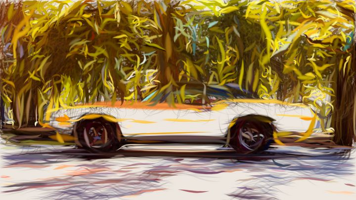 1969 Pontiac GTO Judge ID 714 - CarsToon