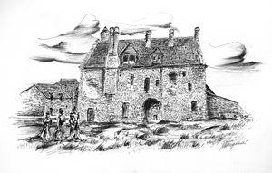 Manor in Taden by Mauro Tognacci