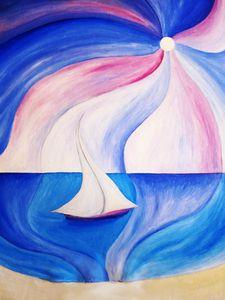 The Boat by Alberto Donati