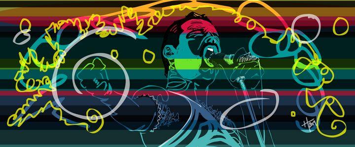 Freddie XOXO - Cartoonqueen