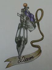 Devon Willis Tattoo Designs