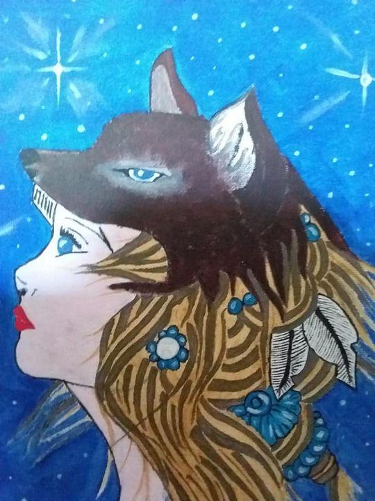 la femme loup - disonic