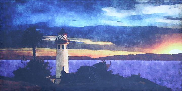 Vicente Sunset - Petra Studios