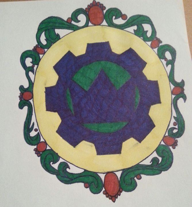 Crown The Empire - Nina's drawings