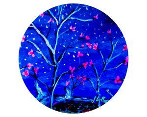 Moonlit Garden Sphere