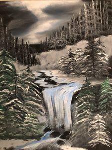 Grey falls