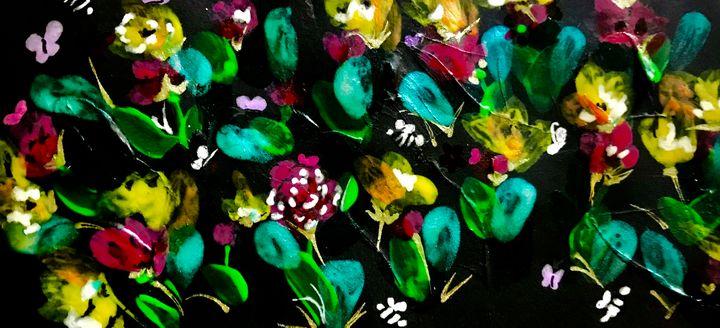 Flower Garden - Xanadu