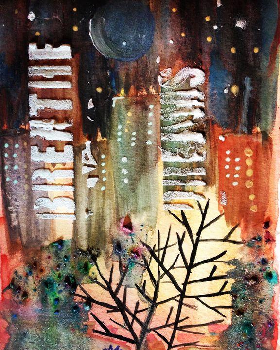 City Lights - Xanadu