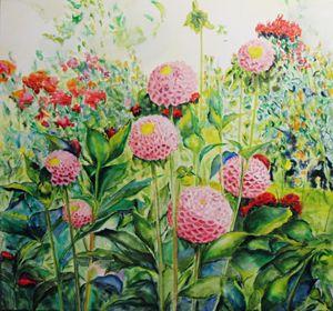 Jardin De Dalias