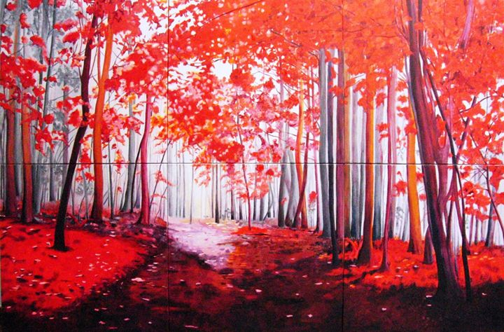 Red Forest - Maite Rodriguez