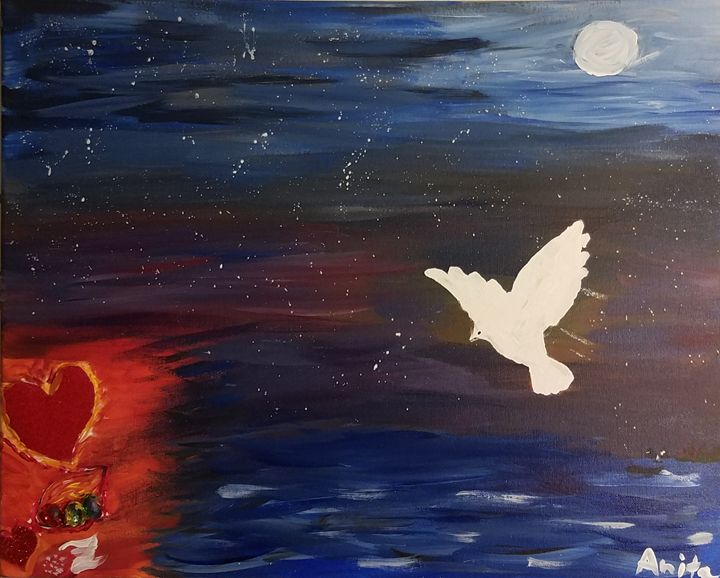 Peace - Anita Snoody Art