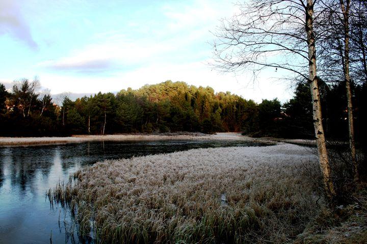 Lake Skrane - Ellasart