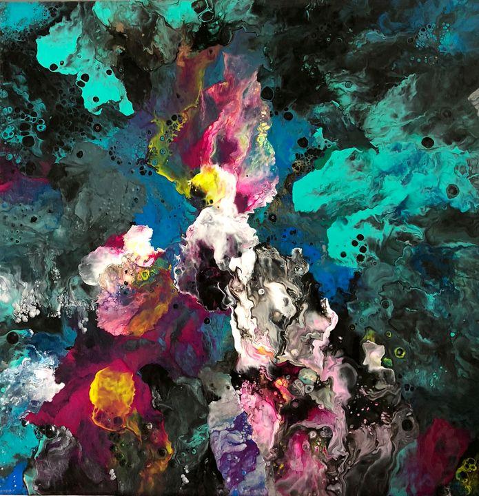 Abstractation - ZAETL Arts