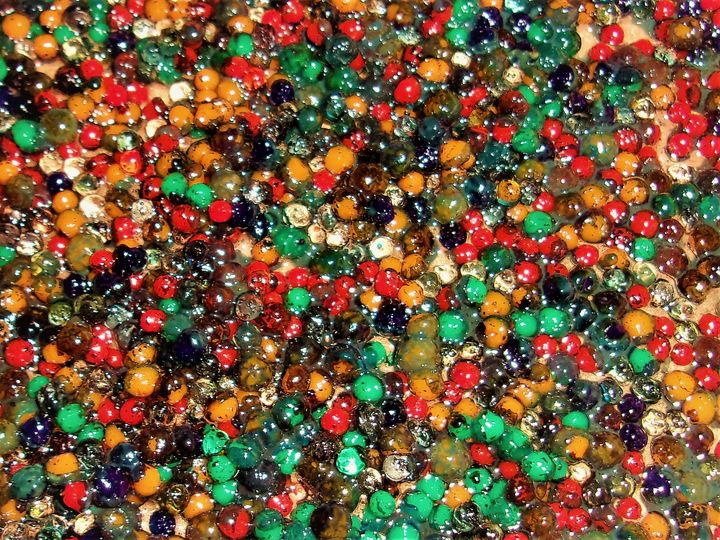 Many Balls - Marcia Grubb