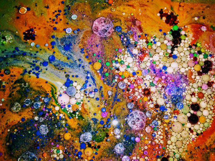 Bubbles - Marcia Grubb