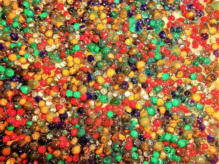 Lots O Colors - Marcia Grubb