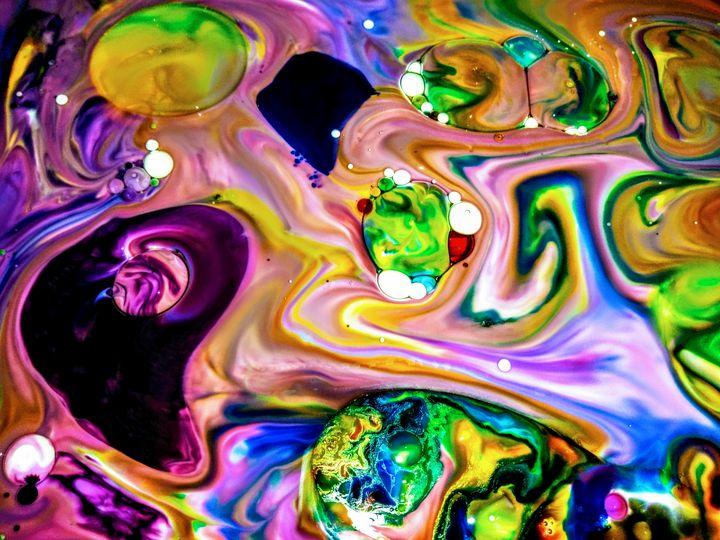 Colors Afire! - Marcia Grubb
