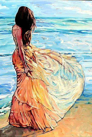 Beauty - Life On Canvas