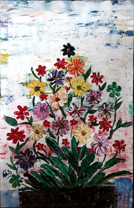 Floral - Life On Canvas