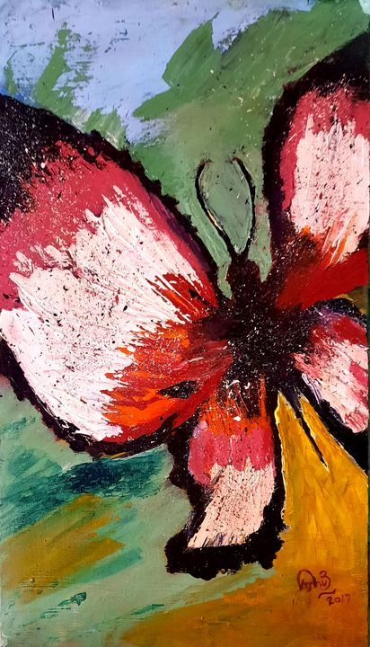 Nature love - Life On Canvas
